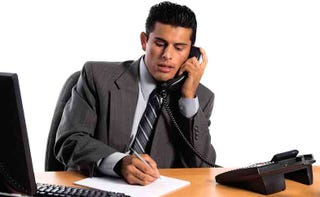 Illustration for article titled How To Appropriately Answer Common Phone Interview Questions