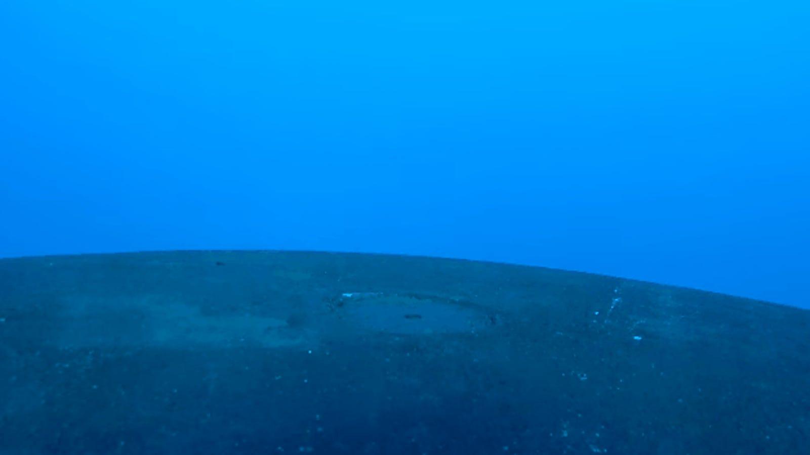 El increíble potencial destructivo de un torpedo de última tecnología: hace añicos un buque