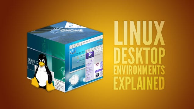 Image result for linux desktop environments names