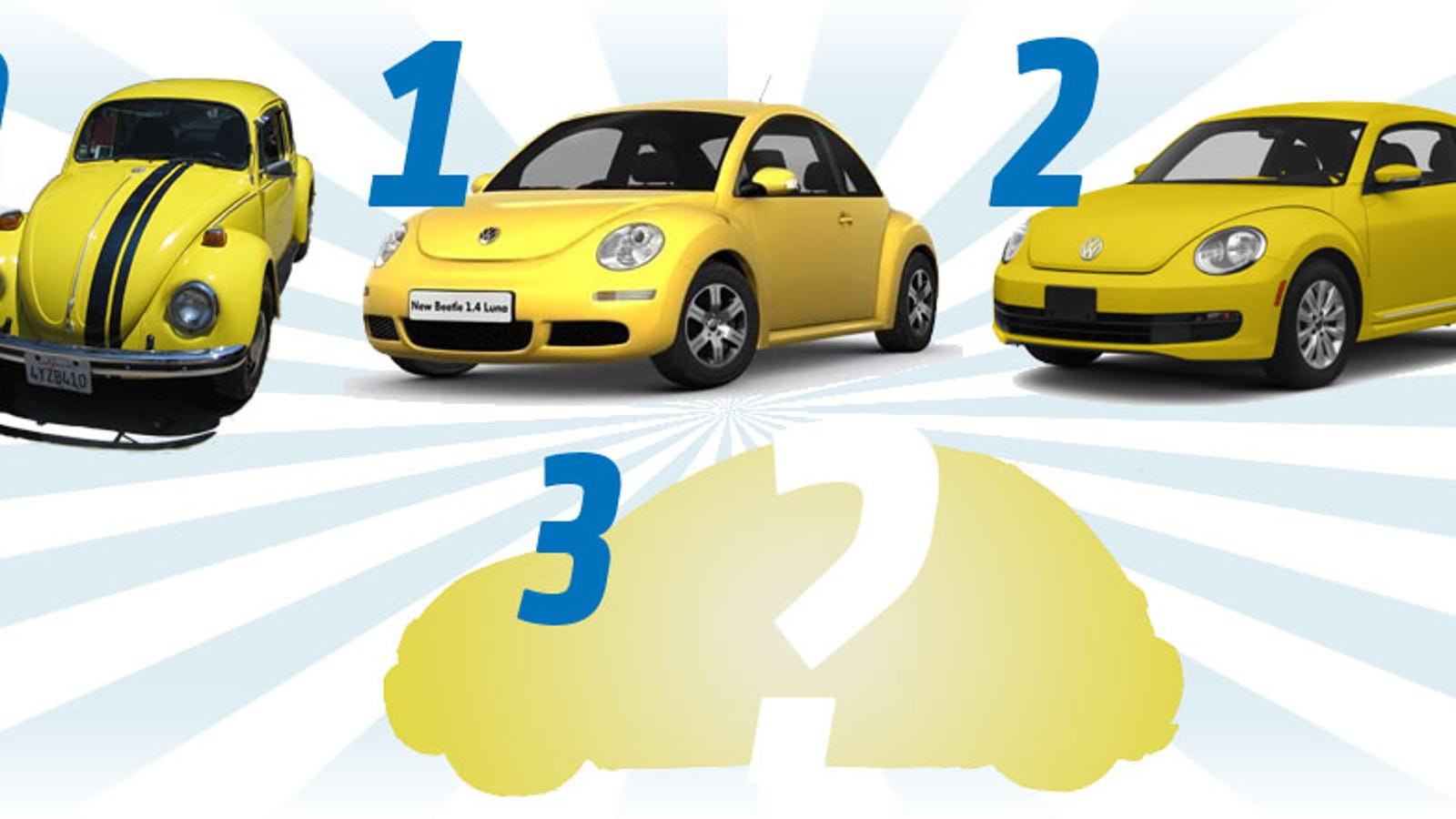 This Is What The Next VW Beetle Should Be