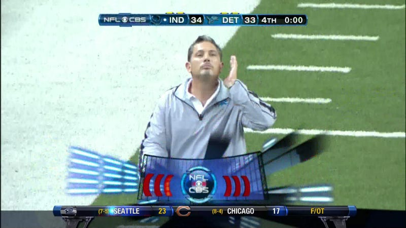 Illustration for article titled Jim Schwartz Ain't Even Mad