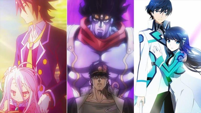 Top 10 Upcoming Fall 2014 Anime - YouTube