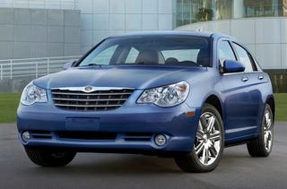 Illustration for article titled Chrysler Kills 2010 Sebring Hood Strakes In Good Start