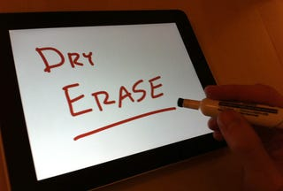 Illustration for article titled DIY Touch Screen Stylus from a Dry Erase Marker