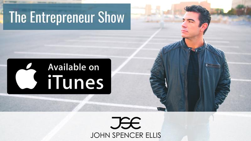 Illustration for article titled John Spencer Ellis Entrepreneur Show Podcast