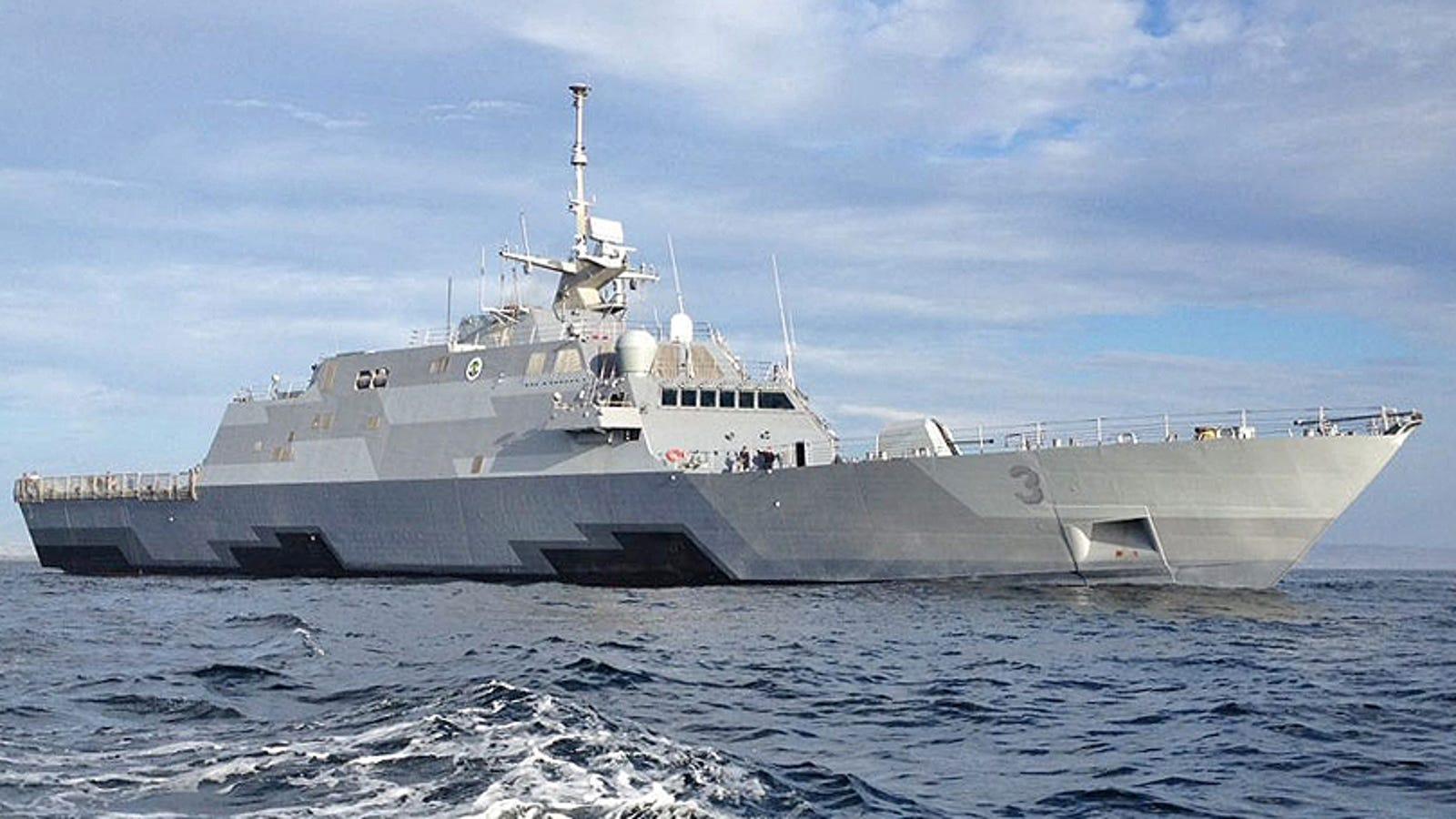 Saudi Arabia has ordered a hydrographic vessel in Spain 84