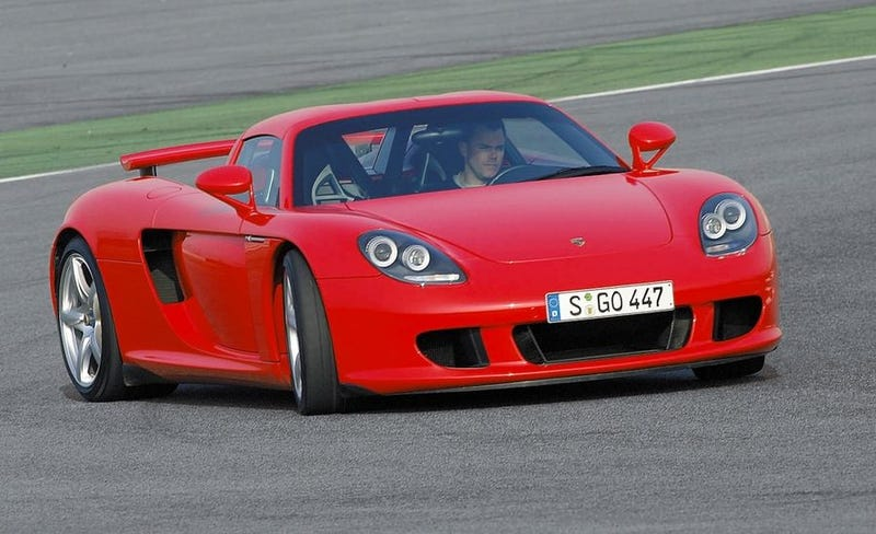 Illustration for article titled The Carrera GT I Want