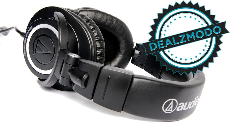 Illustration for article titled A Great Pair Of Headphones For $102 Is Your Deal of the Day