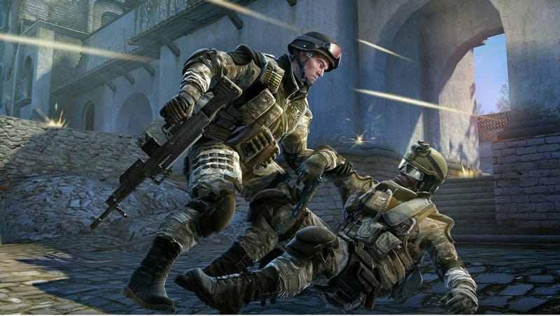 Illustration for article titled You Can Play Warface With Russian Players Right Now, But You Might Get Slaughtered