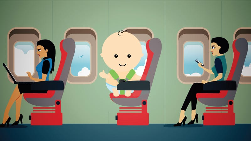 Illustration for article titled Eight Expert Tips for Traveling with Your Toddler