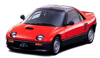 Illustration for article titled Autozam
