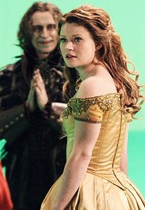 Illustration for article titled Once Upon a Time — Emilie de Ravin as Belle