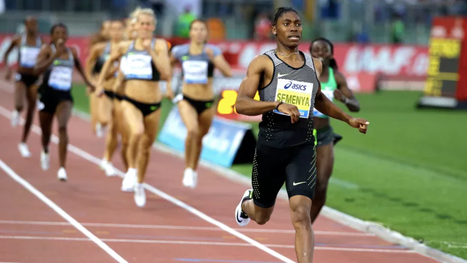 Caster Semenya Is Fighting New Track and Field Testosterone Rules