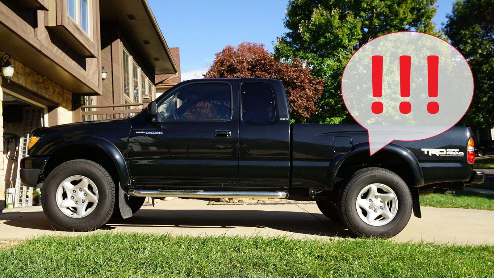 Heres How To Fix The Rear End Of An Old Toyota Tacoma Pickup Starting Problems