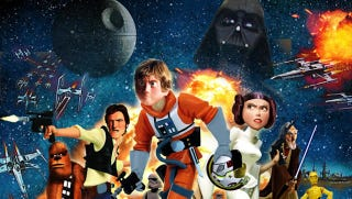Illustration for article titled Pixar's Star Wars movie is the best rumor you'll hear all day