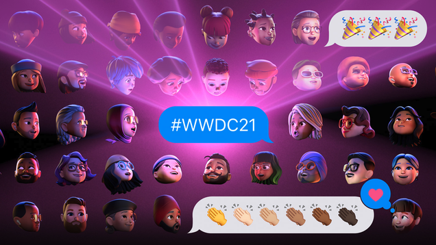 We re Liveblogging the WWDC 2021 Keynote Right Here