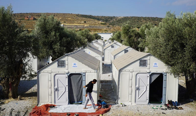 Illustration for article titled IKEA Works With UN to Provide 10,000 Temporary Homes for Syrian Refugees