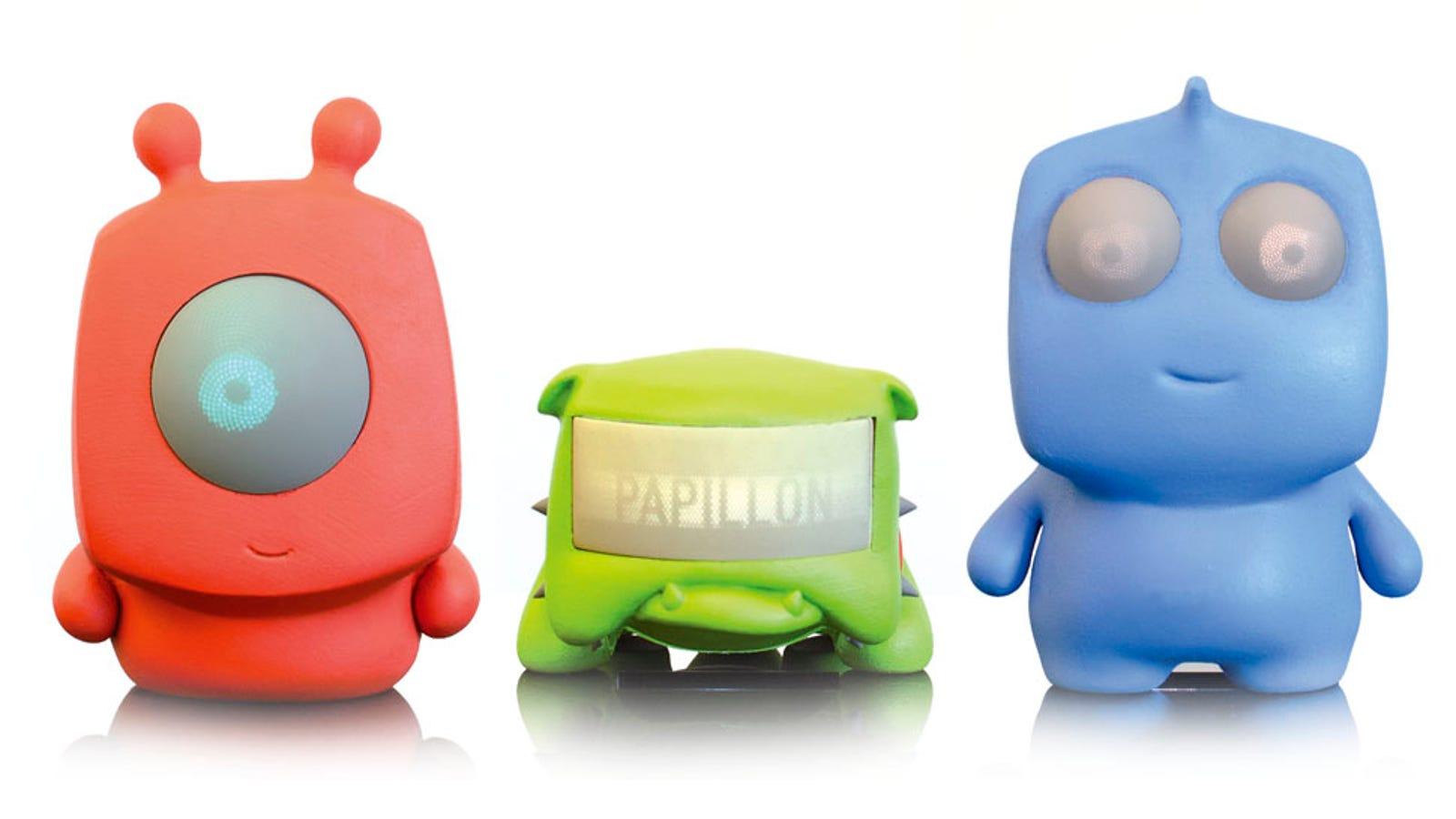 Así serán los ojos interactivos de los próximos juguetes Disney