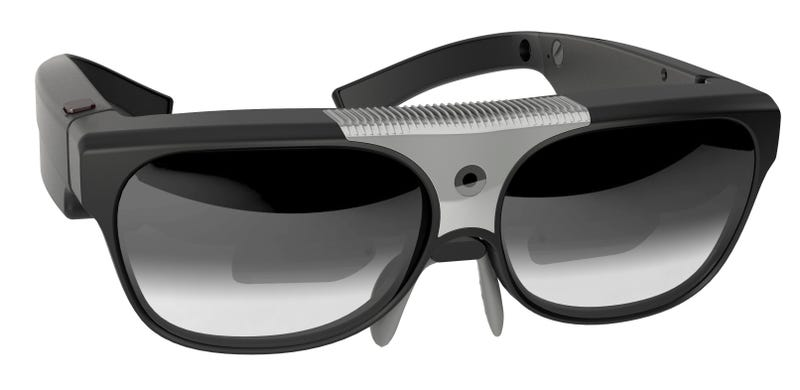 These Augmented Reality Glasses Are James Bond Worthy