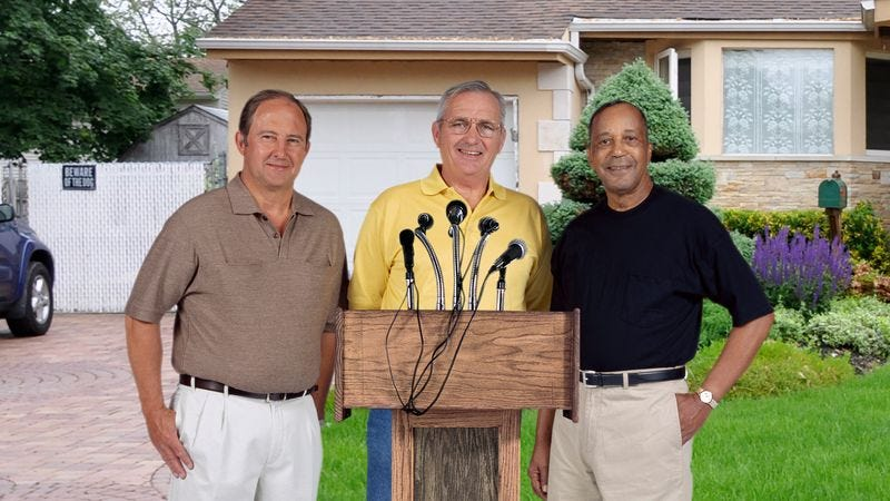 Illustration for article titled Nation's Dads Announce Plans To Trade In The Dodge For Something With A Little More Zip
