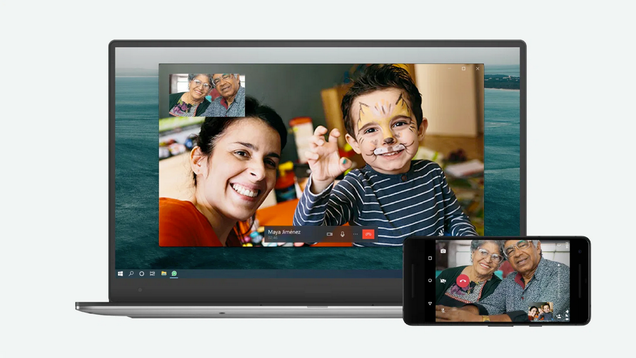 WhatsApp Can Now Do the Same Thing as Google Meet and Zoom and FaceTime