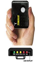 Illustration for article titled StrikeAlert Personal Lightning Detector