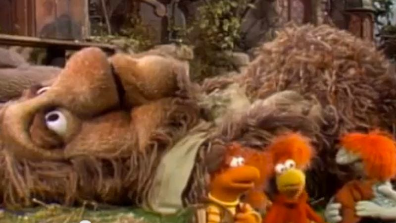 Illustration for article titled Worries for today: Ponder mortality and murder with this Fraggle Rock supercut