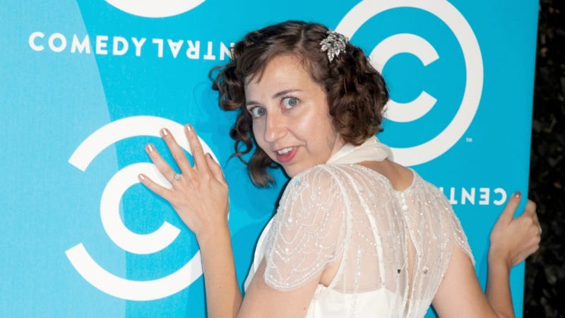 Illustration for article titled Is Kristen Schaal a Wildly Successful Kaufman-esque Comedy Troll?