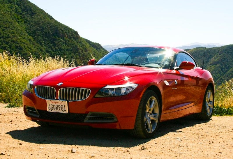 Illustration for article titled 2009 BMW Z4: First Drive
