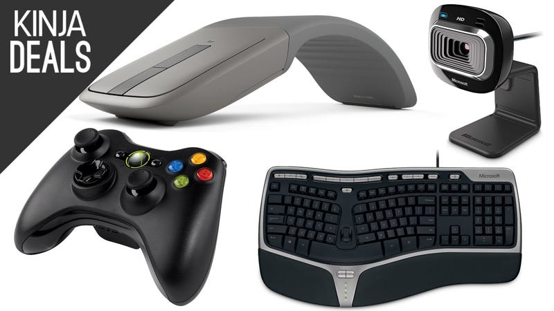 Illustration for article titled Over A Dozen of Microsoft's Best Peripherals Are On Sale Today