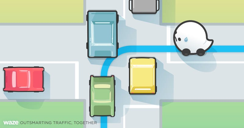 Illustration for article titled Waze Is Fixing One of its Most Annoying Features to Make Streets Safer