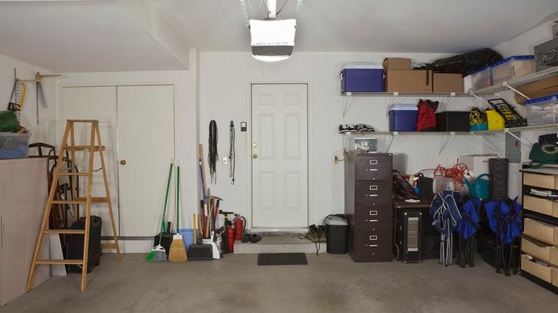 Illustration for article titled How Many Of These Garage Fantasies Have Come True For You?