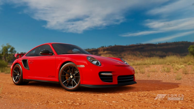 Illustration for article titled 911 GT2 RS