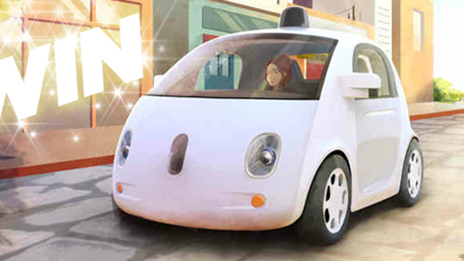 Google's Self-Driving Car Is the Future We Need
