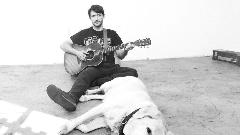 Tim Kasher (Photo: Shervin Lainez)