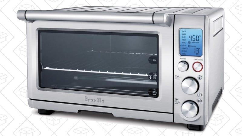 Amazon s Serving Up a Rare $50 Discount Your Favorite Toaster Oven