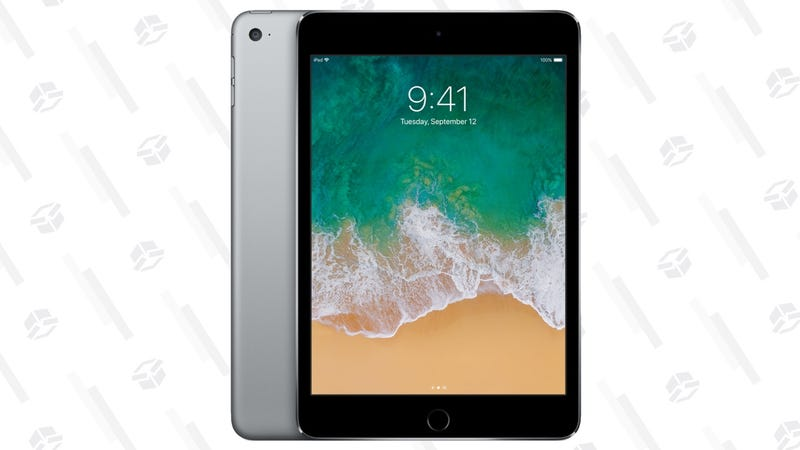 Refurb Apple iPad Mini 4 128GB | $250 | AmazonRefurb Apple iPad Mini 4 64GB | $230 | AmazonRefurb Apple iPad Mini 2 32GB | $140 | Amazon