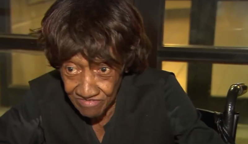 86-Year-Old Woman on Alleged Thief: 'I Hope They Beat Her Ass'