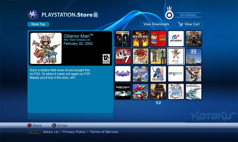 Illustration for article titled PS2, Dreamcast Games May Come to PSN, Says Apparently Leaked Doc