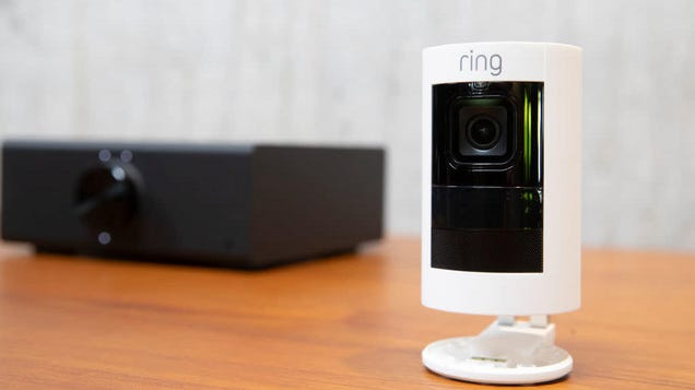 Which Lucky Surveillance Device Owner Has Footage of Ring s CEO Crying?