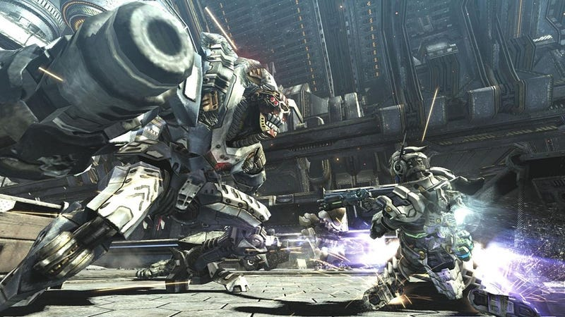 Illustration for article titled Vanquish Writer Says Japanese Games Should Stop Underestimating Your Intelligence