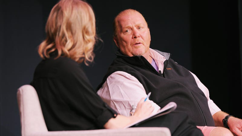 Mario Batali steps away from businesses, TV show amid sexual harassment allegations