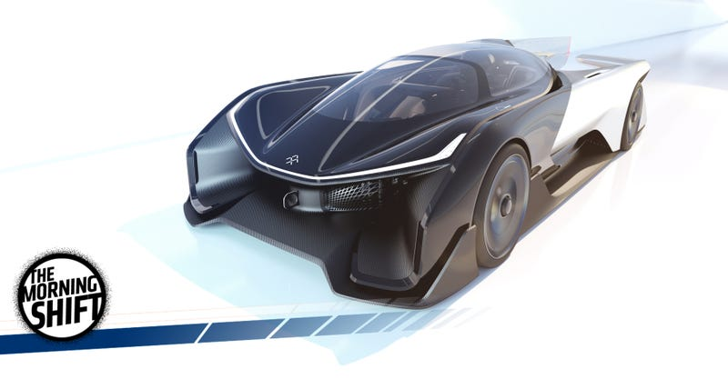 Illustration for article titled Faraday Future Is Calling Out Reporters On Twitter Now