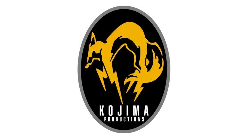 "Illustration for article titled Fan Covers ""Konami"" with ""Kojima Productions"" on New Metal Gear Solid"