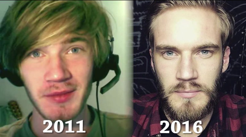 Illustration for article titled Pewdiepie Talks About How Horrible He Used To Be