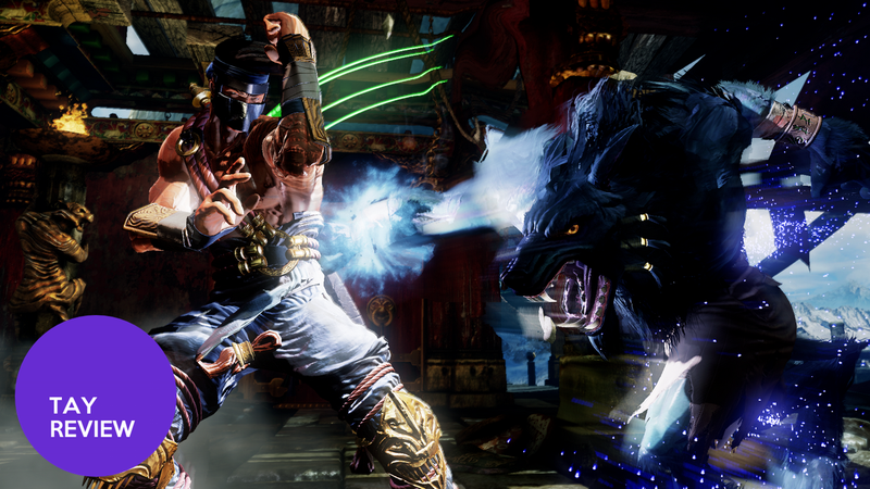 Illustration for article titled Killer Instinct: The TAY Review