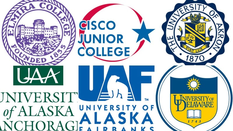 Illustration for article titled Here Are 5 New Schools Under Federal Investigation for Sexual Assault