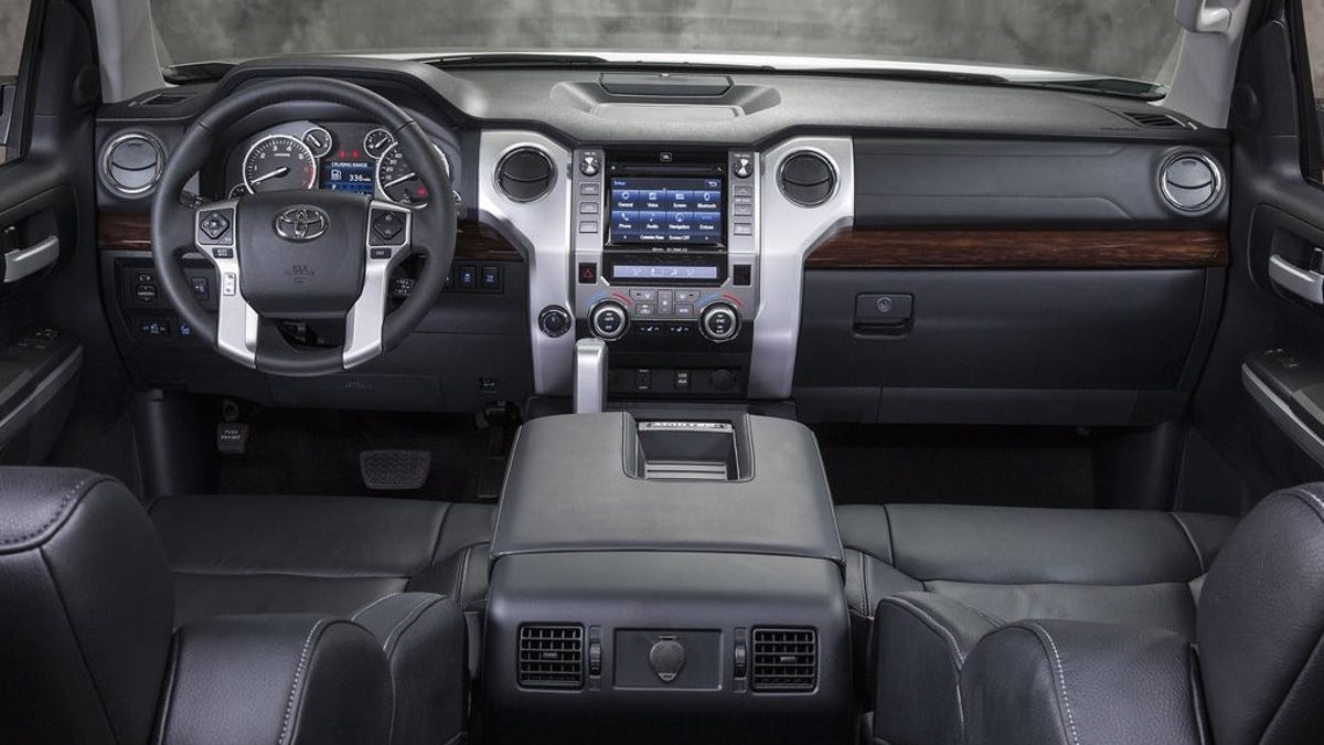 The Old-Ass 2014 Toyota Tundra Still Has Something To Offer