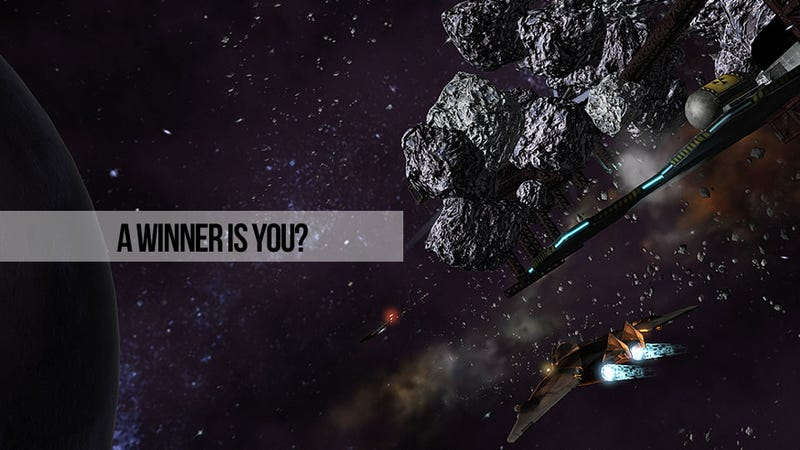 Illustration for article titled SOL: Exodus Closed Beta Contest Winners Demonstrate the Soul of a Space Fighter