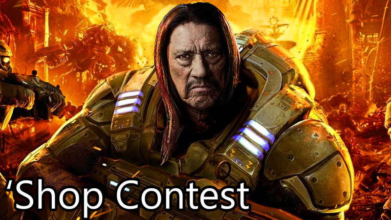Illustration for article titled 'Shop Contest: Danny Trejo